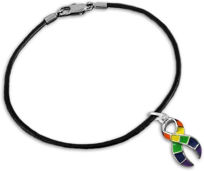 PRIDE Rainbow 3 Bracelet Bundle