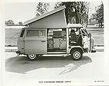1983 VW Vanagaon Westfalia Camper Factory Photo