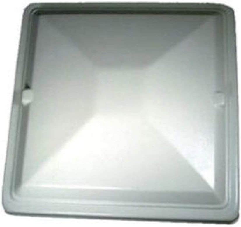 Hengs 90014-C1 Opaque White 26 x 26 Vent Lid