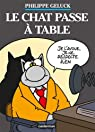 Le Chat, tome 19 : Le Chat passe à table (Cof..