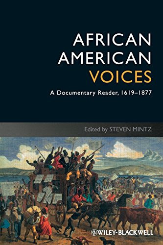 Search : African American Voices: A Documentary Reader, 1619-1877