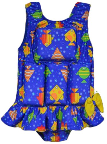 My Pool Pal Girls Flotation Swimsuit