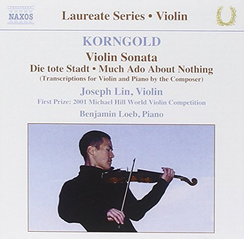 Music for Violin & Piano by EW Korngold (2006-08-01)