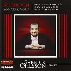 Garrick Ohlsson Edition, Vol. 4 - Beethoven Piano Sonatas, Vol. 4
