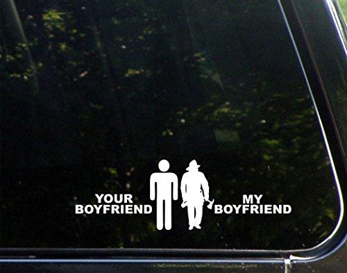 Your Boyfriend / My Boyfriend FIREFIGHTER (9