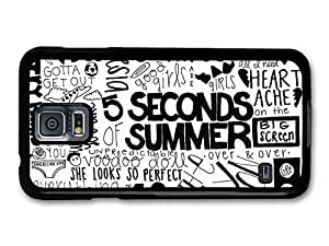 AMAF ? Accessories 5 Seconds of Summer I've Got This Friend Lyrics case for Samsung Galaxy S5