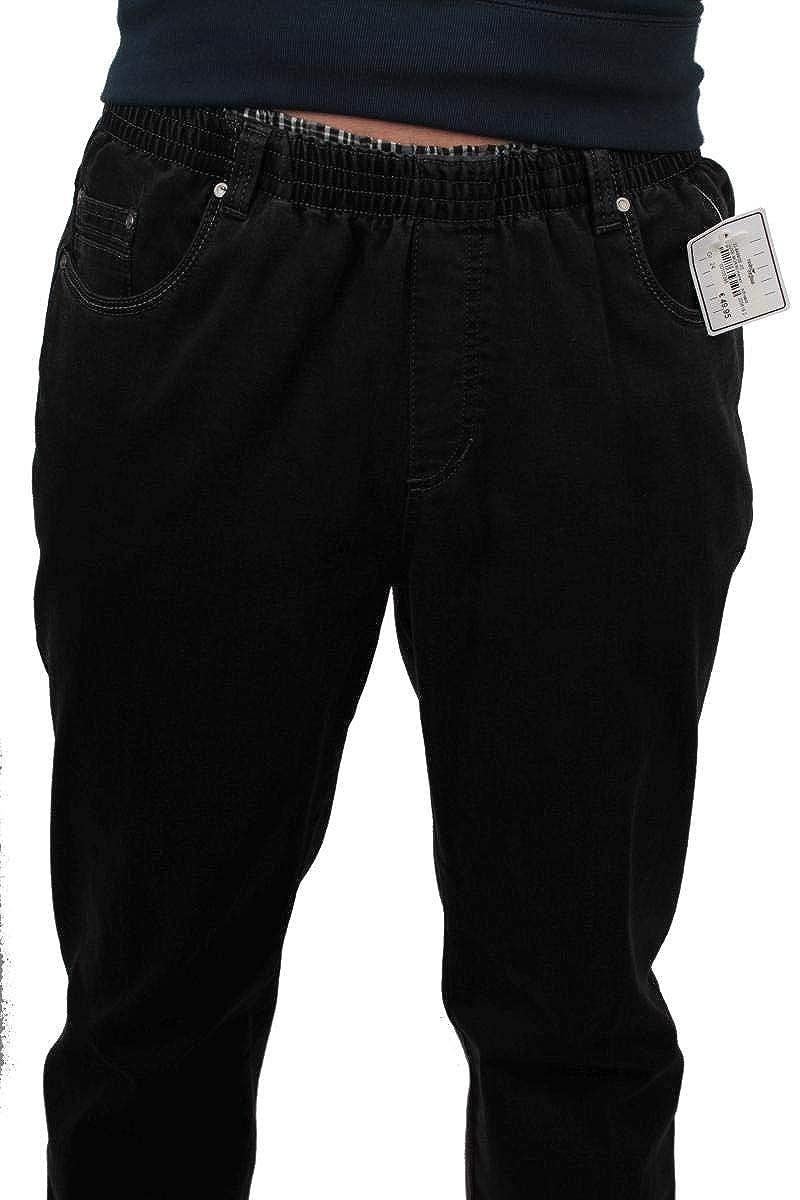 Pantalon Luigi Noir Homme Morini NoirVêtements Et 5AR4jL