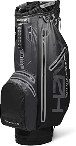 Sun Mountain Golf 2019 H2NO Superlite Cart Bag
