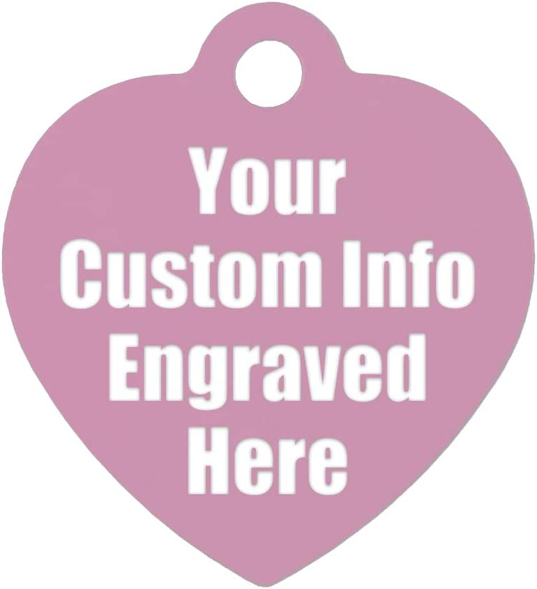 Hat Shark Vet Recommended Custom Personalized 3D Laser Engraved Shaped Pet ID Tag Made in USA, Strong Anodized Aluminum