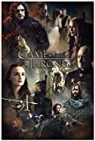 Tomorrow sunny Game Of Thrones TV Shows Silk Poster ALL MEN MUST DIE Daenerys 24*36 inch