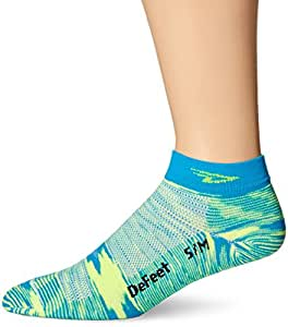 Defeet Speede Shagadelic Socks, Blue, Small/Medium