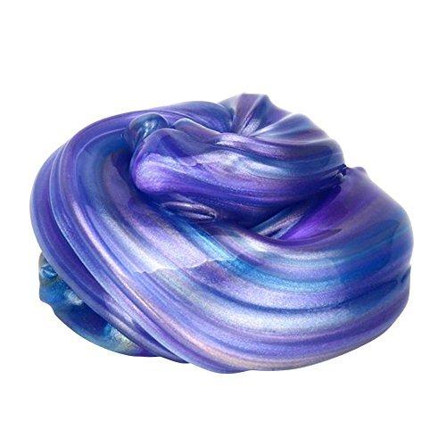 ギルロイSlime MudおもちゃDIY非毒性Stress Relief No BoraxおもちゃノベルティSludge Toy for Kids and大人用