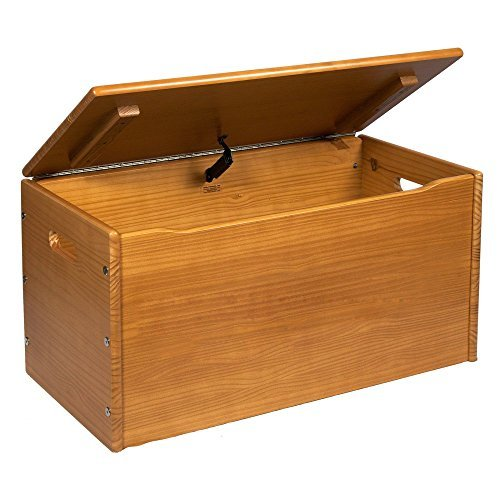 Little Colorado Toy Storage Chest Toy Honey - Colorado Furniture Bedroom