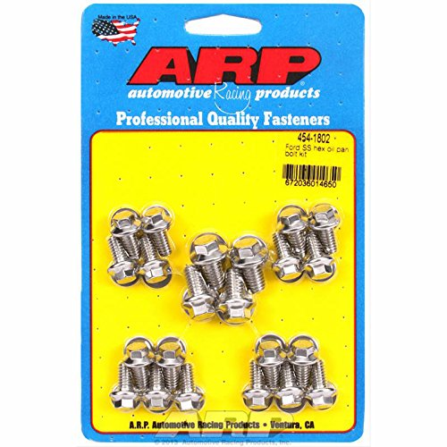 ARP 4541802 Stainless 300 Hex Oil Pan Bolt Kit by ARP