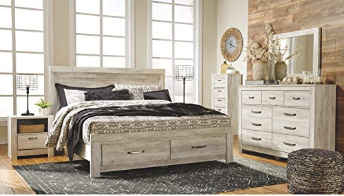home, kitchen, furniture, bedroom furniture,  nightstands 9 picture Signature Design by Ashley Bellaby dressers, Whitewash in USA