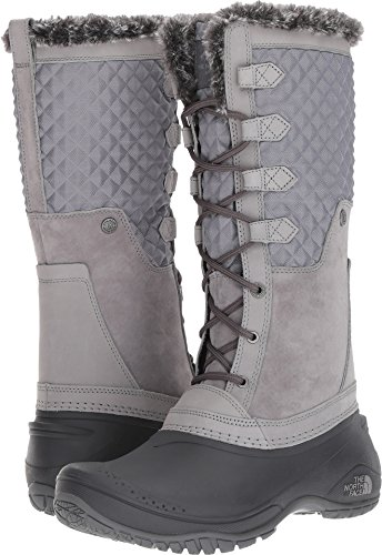 Women's Shellista Face Tall Season Boots III North Past Frost The Grey Grey Iron Gate 1qfBwn4q
