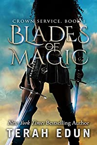 Blades Of Magic by Terah Edun ebook deal