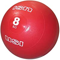 USI SLAM Ball (Dead Bounce) Great for Core Training & Cardio Workouts (Colour May Vary)(SB)