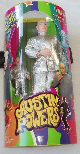 Austin Powers Dr Evil in Silver Suit by (Austin Powers Suit For Sale)