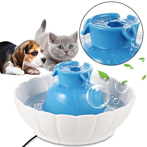 Tap Ceramic Dog Bowl - 3