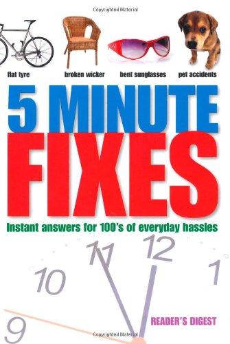 Five Minute Fixes PDF