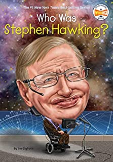 Book Cover: Who Was Stephen Hawking?