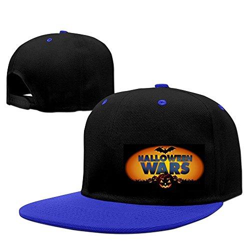 Halloween Unisex Snapback Adjustable Baseball Cap Hip Hop Hat