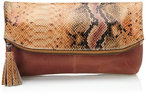 Loxwood 7907Mf - Bolso estilo sobre mujer marrón - marrón