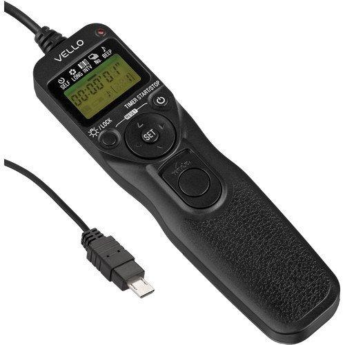 Multi Remote - Vello ShutterBoss II Timer Remote Switch for Sony Multi-Terminal