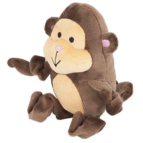 Petmate Zoobilee Stretchies Monkey Dog Toy, Medium