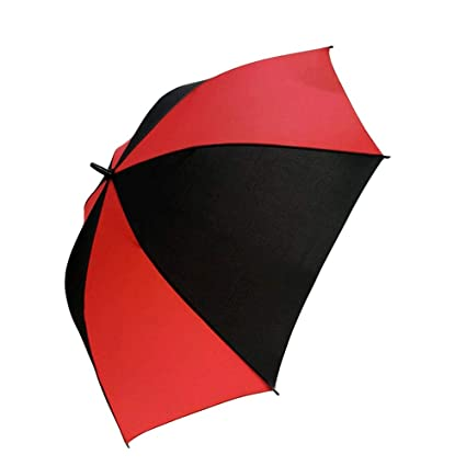 9938bf883985 Amazon.com: Oversized Double Folding Sun Umbrella,Portable ...