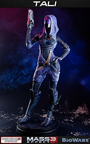 Garantía 100% de ajuste Mass Effect 3 Tali Zorah Vas Normandy Statue Statue Statue by Gaming Heads  comprar descuentos
