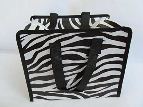 zebra friendly copy zebra recycled travel spotted fashion print 10 lunch Designs bag shopping kids catz lunch waterproof of leopard colourful ladies Fat flowers by catz handbag eco Cartoon Yw47gw