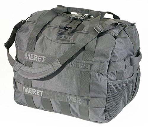MERET Turnout Pro Duffel (Black) by Meret