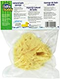 "Image of Baby Buddy's Natural Baby Bath Sponge 4-5"" Ultra Soft Premium Sea Wool Sponge Soft on Baby's Tender Skin, Biodegradable, Hypoallergenic, Absorbent Natural Sea Sponge"