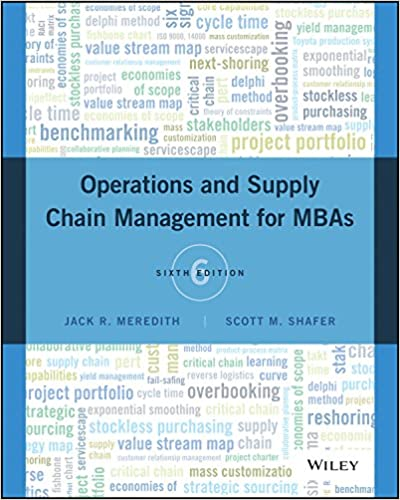Amazon operations and supply chain management for mbas 6th operations and supply chain management for mbas 6th edition kindle edition fandeluxe Images