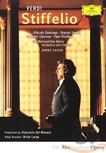 DVD : James Levine - Stiffelio (Subtitled)