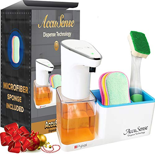 Plastic Automatic Soap Dispenser - 4