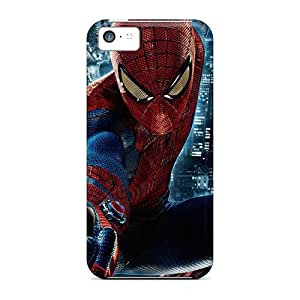 New Arrival Cases Specially Design For Iphone 5c (new Amazing Spider Man)