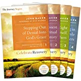 Celebrate Recovery Updated Participant's Guide Set, Volumes 1-4: A Recovery Program Based on Eight Principles from the Beatit