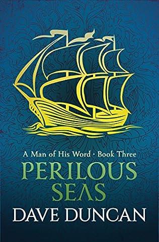 book cover of Perilous Seas