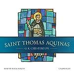 Saint Thomas Aquinas | G. K. Chesterton