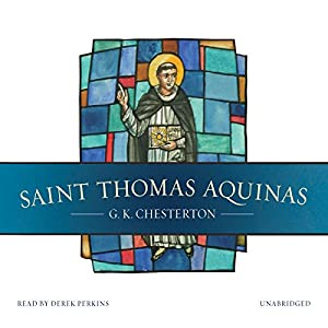 Saint Thomas Aquinas Audiobook