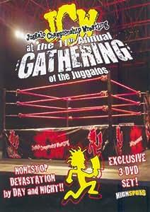 JCW Juggalo Championship Wrestling - The Gathering 2010 Triple DVD Set