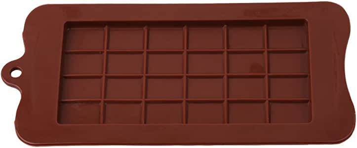 ODN Silicone Break-Apart Chocolate, Protein and Energy Bar Molds