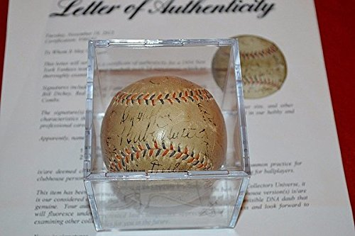1934 Babe Ruth/Gehrig&New York Yankee'S Team Signed Baseball Must See