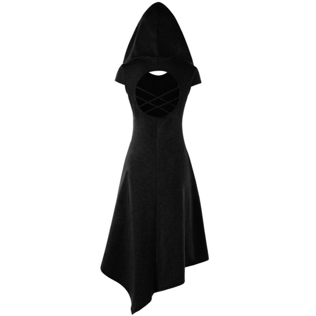 0c788a376 Amazon.com  Hooded Dress
