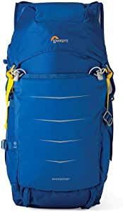 Lowepro LP36889 Photo Sport 200 AW II - An Outdoor Sport Backpack for Mirrorless or DSLR Camera,Blue