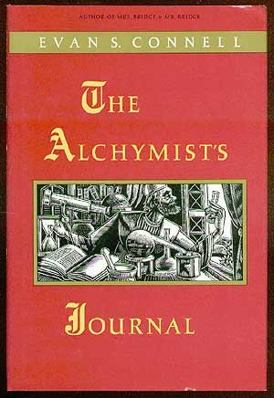 book cover of Alchymist\'s Journal