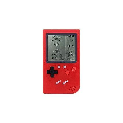 Ksruee Consola De Juegos Tetris Consola De Juegos Tetris Pantalla